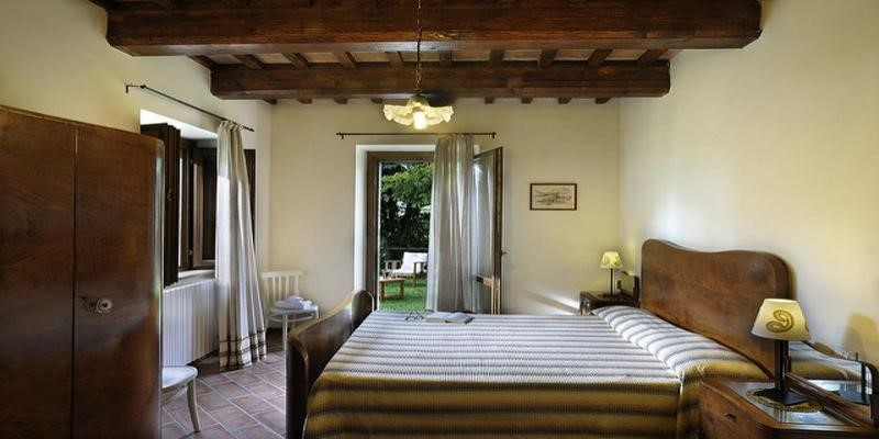 Cosy villa in Le Marche within walking distance of the village of San Martino