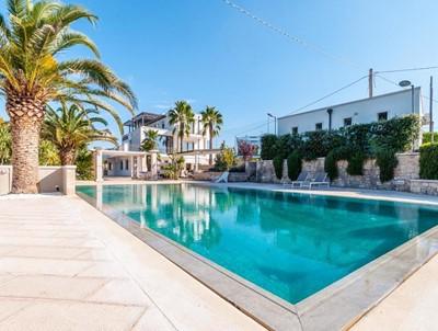 Villa with large pool located near Martina Franca