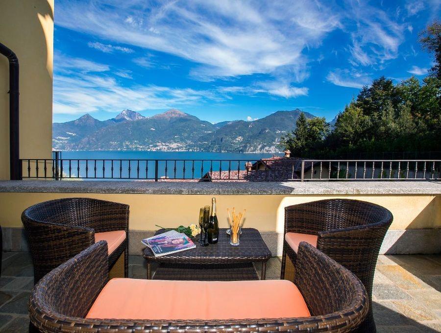 Wonderful family friendly Lake Como villa with private pool