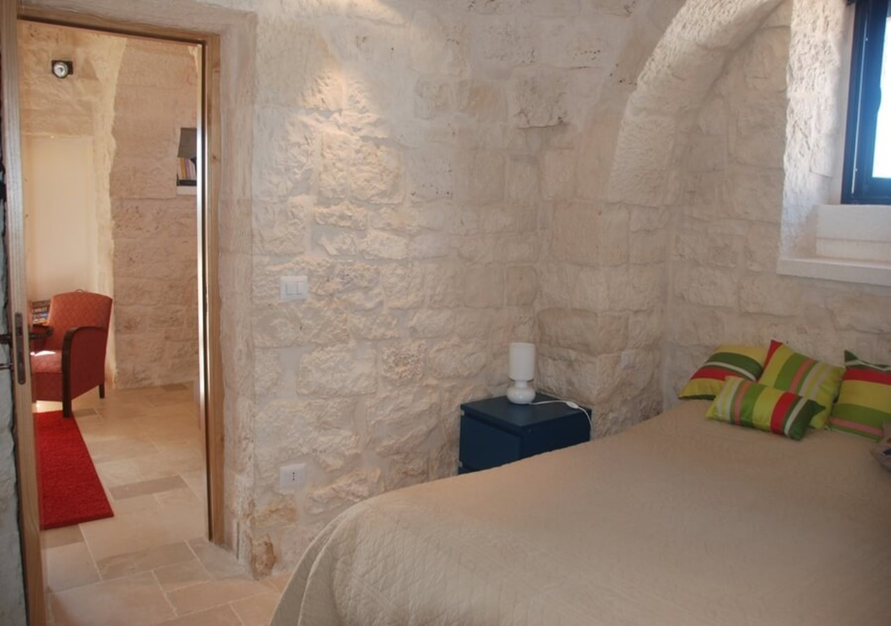 Modern alluring Trulli with private pool located in the d'Itria valley countryside of Martina Franca and Ostuni