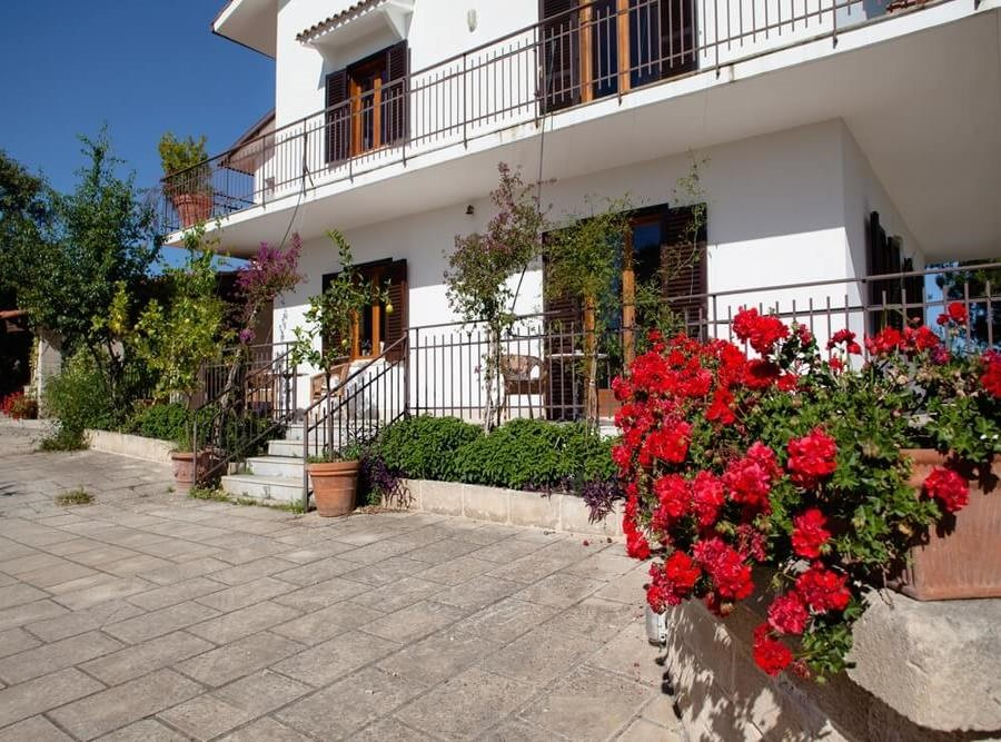 Spacious holiday home for large outdoor area located near the town of Bisceglie