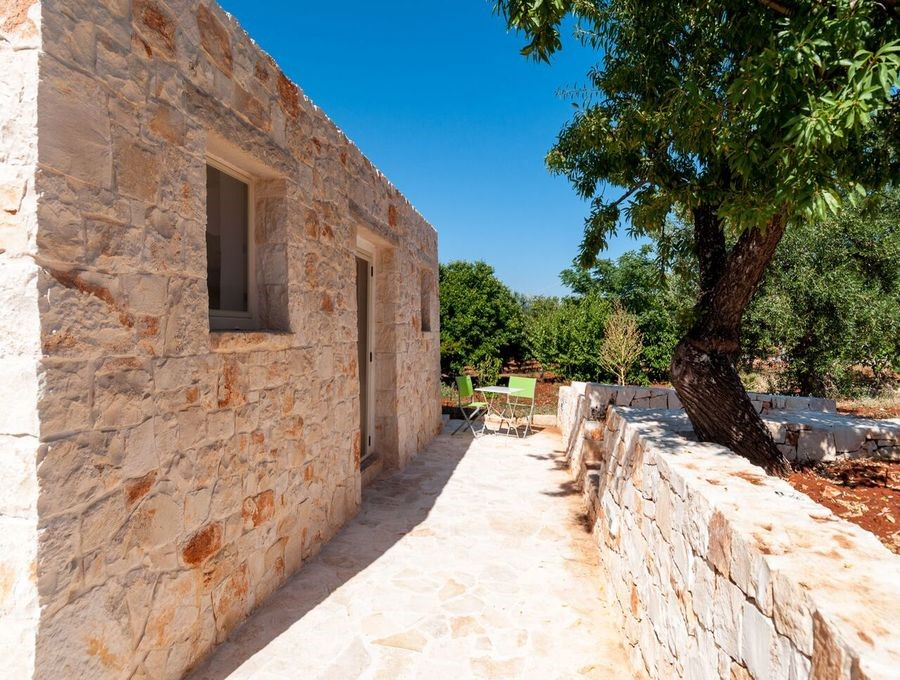 Peaceful hillside Trulio with private pool