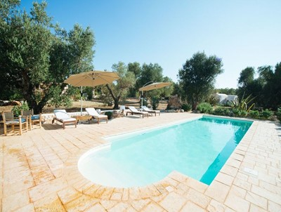 Beautiful farmhouse in Puglia, suitable for large families or groups