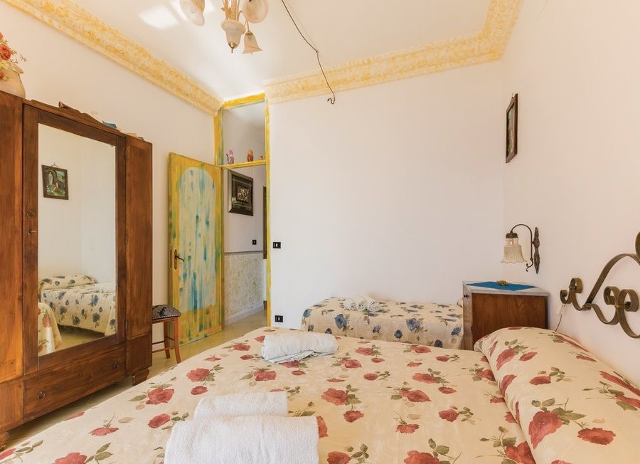 Cheap apartment in Praiano with great panoramic views