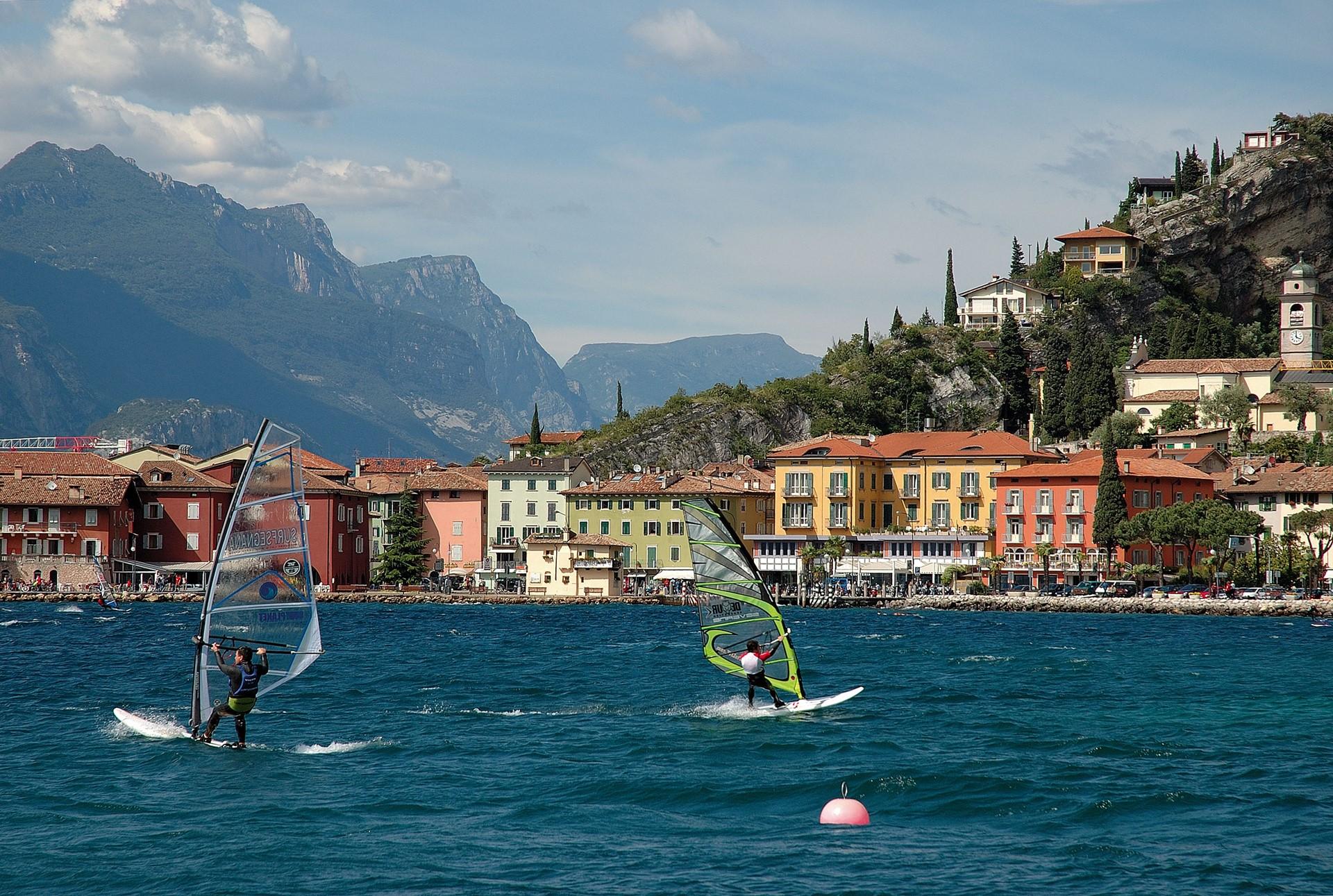 Holiday villas in Italy