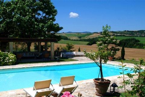 Umbria, Italy villas