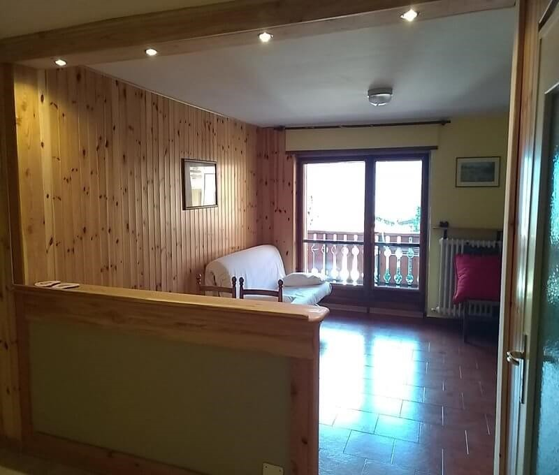 3 bedroom apartment for 7 people in Sauze d'Oulx