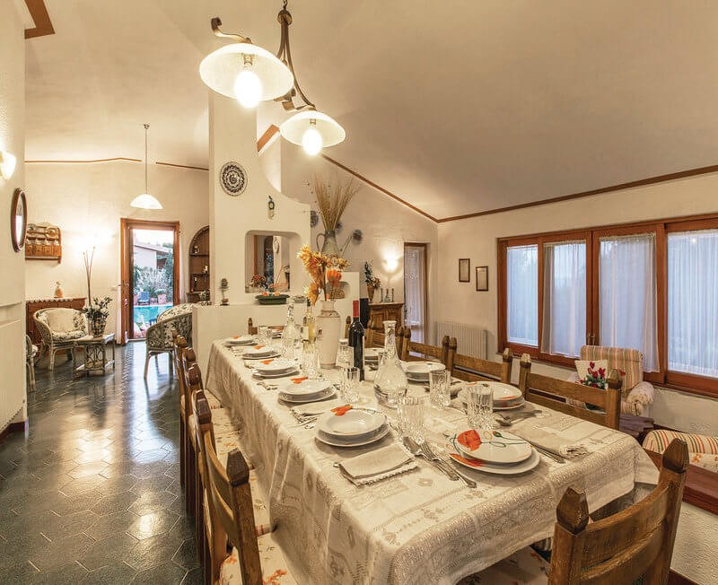 Luxury Sardinia villa with private pool located only 200m from the sea