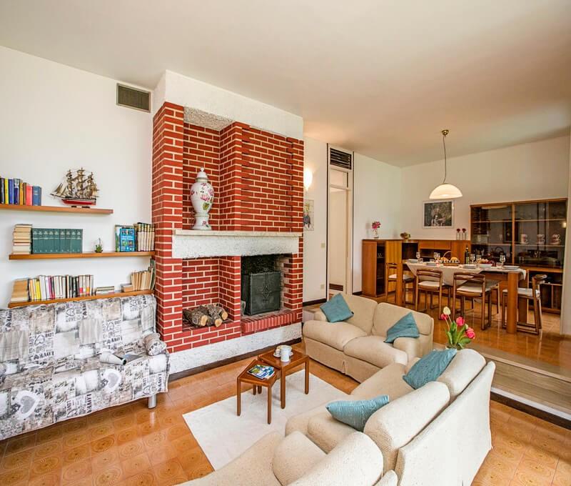 Villa for 6 people in Riva del Garda in northern Lake Garda
