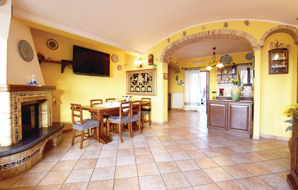 Apartment near Sorrento with sea view sleeping 4 people