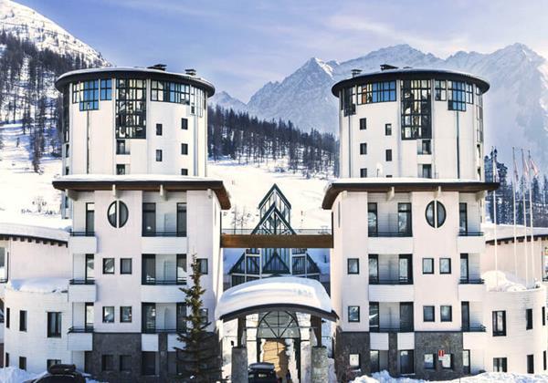 3 star hotel in Sestriere