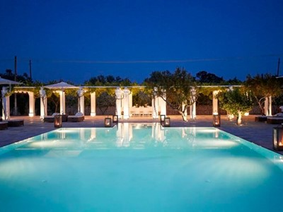 Luxury Masseria near Polignano al Mare in Puglia