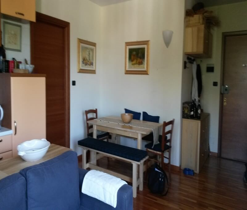 Apartment for 6 people with great views in Sauze d'Oulx