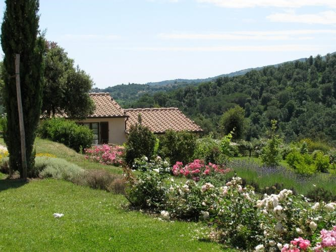 Converted Tuscan farmhouse with private pool sleeping 20 people