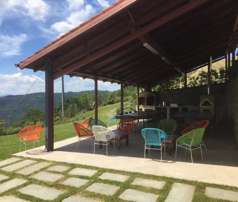 Large villa in Liguria for 16 people with private pool