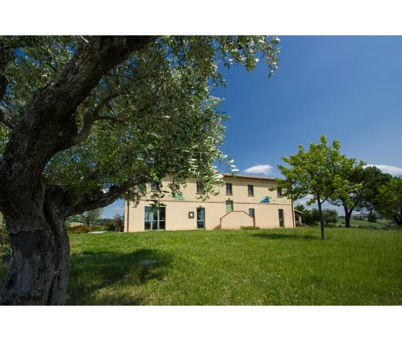 Relaxing villa in Le Marche with pool perfect for those looking for a holiday villa with beautiful countryside