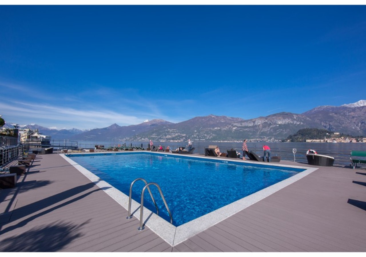 3 bedroom apartment in central Lake Como