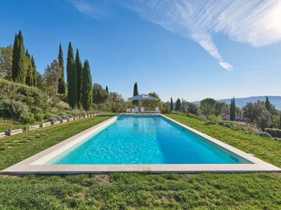Large villa for 24 people in Tuscany with private swimming pool