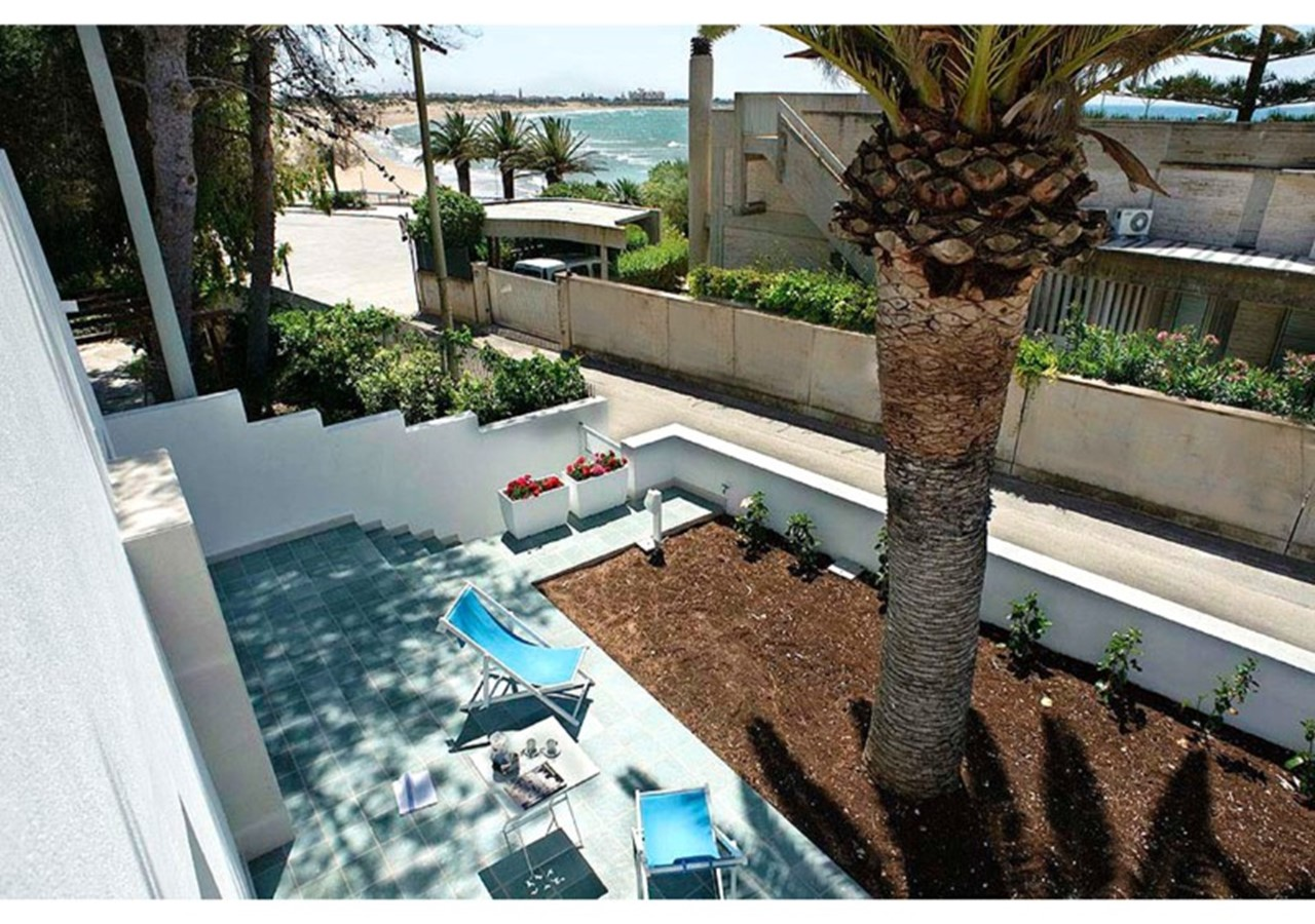 Villa within walking distance of the beach in Marina di Modica in south Sicily