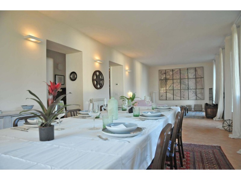 Villa for 9 people in Liguria with private pool