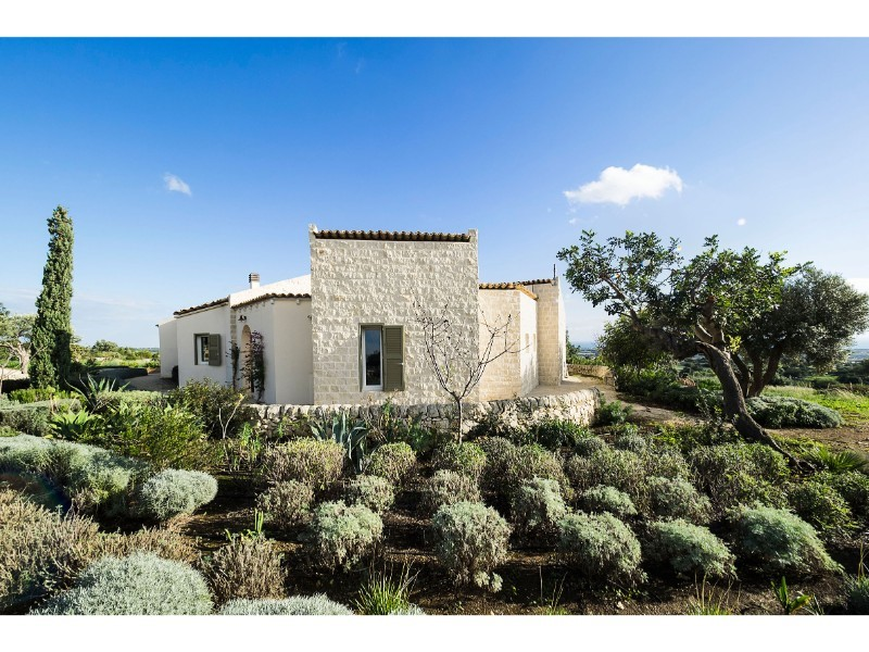 Countryside villa for 6 people in south east Sicily