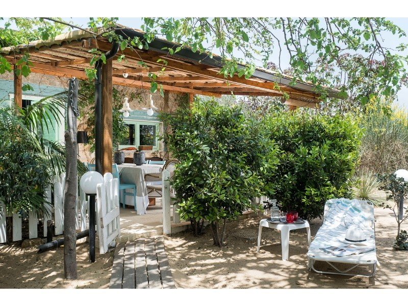 Beachfront house for 4 people in south east Sicily