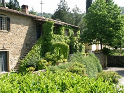 Large villa for 10 people with private pool near Cortona in Tuscany