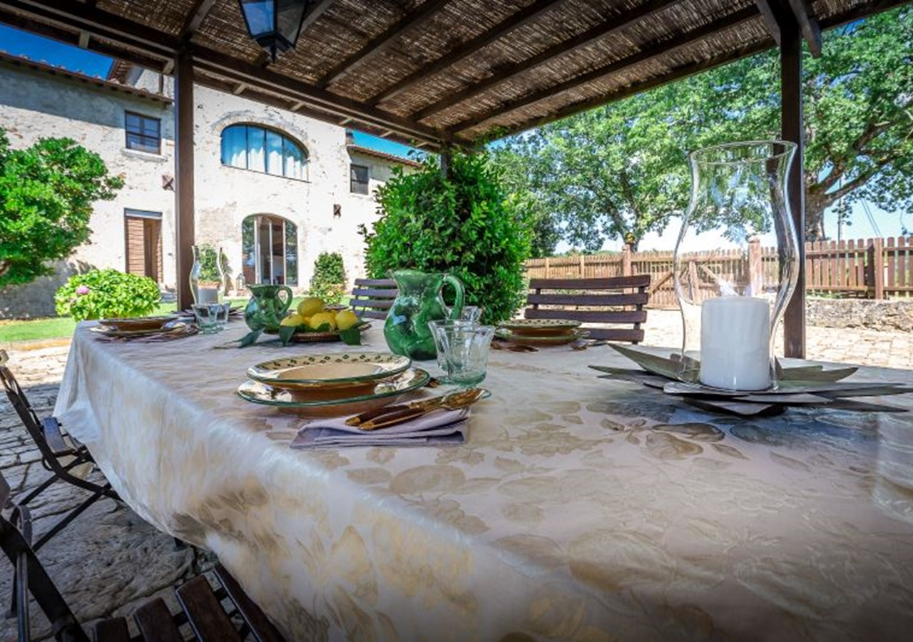 Large villa in the Chianti region for 12 people with private pool