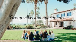 Group Villas And Apartments