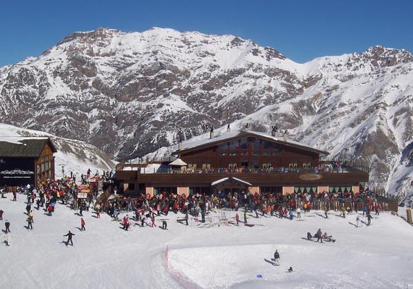 Livigno skiing