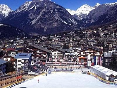 Bormio skiing